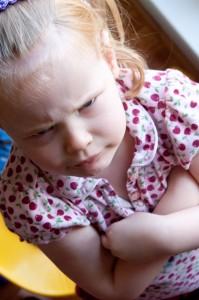 grumpy face discipline