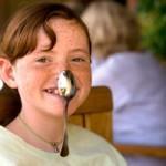 playdate restaurant manners