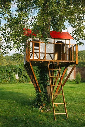 tree house code violation parents playdate. Black Bedroom Furniture Sets. Home Design Ideas